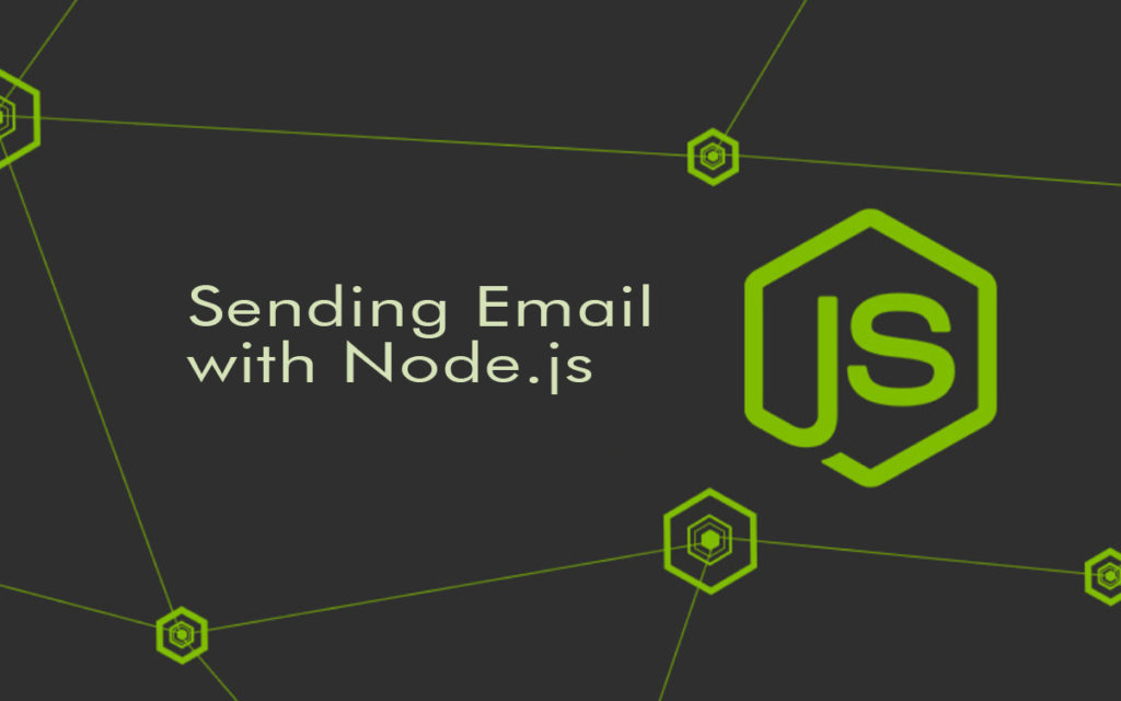 Sending Email with Node.js