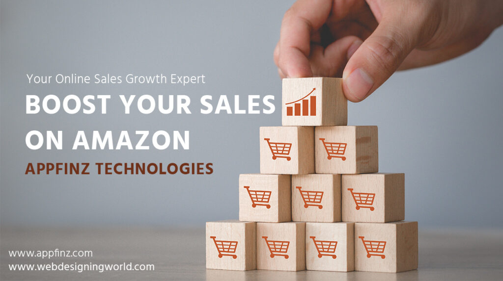 increase sales on Amazon and other marketplaces